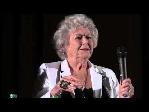 Barbara Hale interview Pt.1