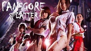 FansGore (fanservice + gore) El Splatter en el cine Japonés