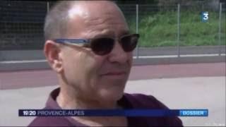 20160522 Reportage France 3 sur le Sporting Club Air Bel