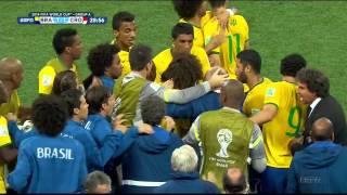 Neymar Goal Brazil vs Croatia  3-1 First goal High Definition