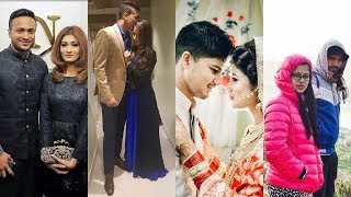 Top 10 Bangladeshi cricketer's wife and girlfriend (wags) | MPT | 2018