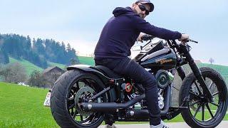 Harley Davidson FXSB Softail Breakout Custom