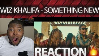 """WIZ KHALIFA FEATURING TY DOLLA SIGN """"SOMETHING NEW"""" REACTION   WIZ HAS ANOTHER HIT!"""