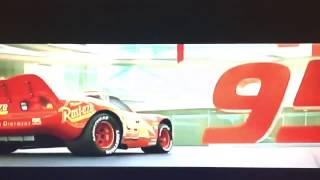Cars 3 [TEASER] [SNEAK PEEK]