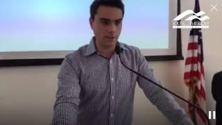 Ben Shapiro at Westmont College