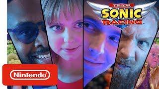 Team Sonic Racing - Launch Trailer - Nintendo Switch