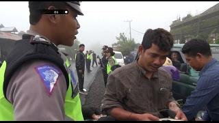 Beriklim Ektsrem dan Berkabut, Polsek Kintamani  Laksanakan Pemeriksaan & Himbauan - 86