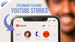 Youtube Stories - First Look (MALAYALAM TECH VIDEO)