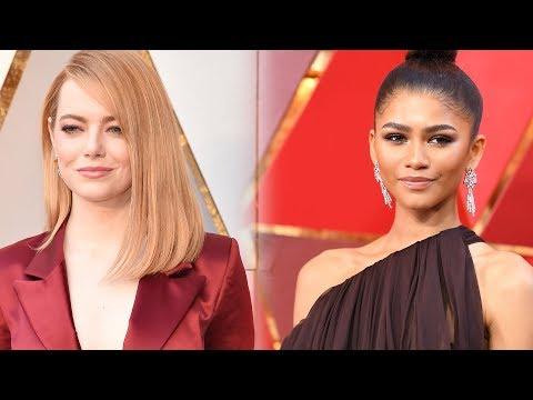 Xxx Mp4 10 BEST Dressed Celebs At 2018 Oscars 3gp Sex