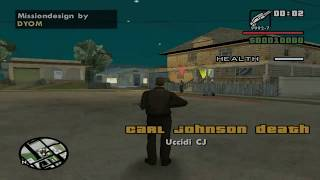 DYOM: Death Of Carl Johnson + End Of Cappella