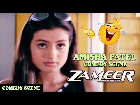 Xxx Mp4 Amisha Patel Making Fun Of Ajay Devgan In Class Room Comedy Scene Zameer The Fire Within 3gp Sex