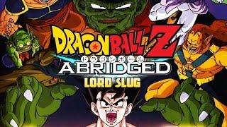 Reaction to Dragon Ball Z Abridged Lord Slug Movie