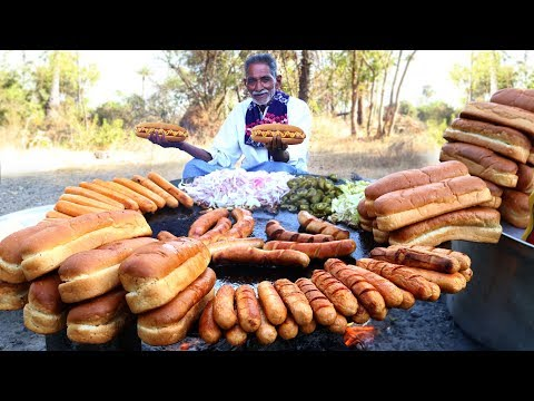 Xxx Mp4 Hot Dogs Recipe How To Make Easy Hot Dogs New York Chicken Hot Dog By Our Grandpa 3gp Sex