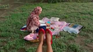 Filistinli küçük kızın hikayesi
