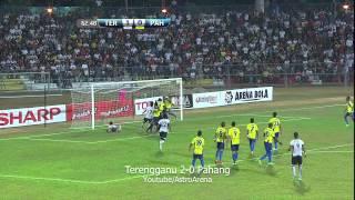 Liga Super 2014: Terengganu 2-0 Pahang (15 Feb)