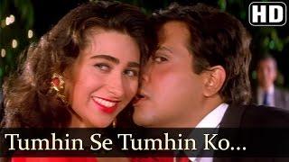 Tumhin Se Tumhin Ko Chura Lenge - Govinda - Karishma Kapoor - Dulaara - Bollywood Songs