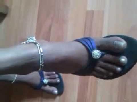 Beautiful _ Hot Indian feet _ - YouTube.mp4