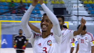 Match 16: Panama v UAE - FIFA Beach Soccer World Cup 2017