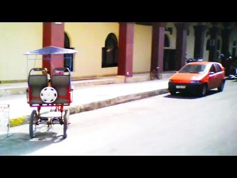 Habana Cuba el jinetero y el turista