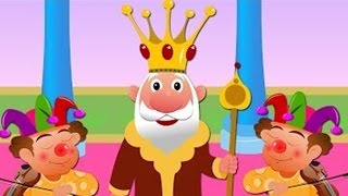 Old King Cole was a merry old soul