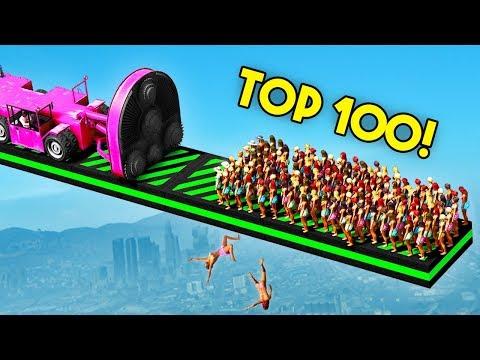 Xxx Mp4 TOP 100 FUNNIEST GTA 5 FAILS EVER Funny Moments Grand Theft Auto V Compilation 3gp Sex