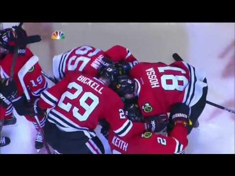 Top 10 NHL Playoff OT Goals 2009 2016