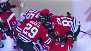 Top 10 NHL Playoff OT Goals 2009-2016