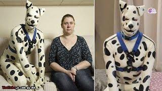 رجل يحيا حياة الكلاب - ولكن لماذا وكيف حدث ذلك ؟؟!