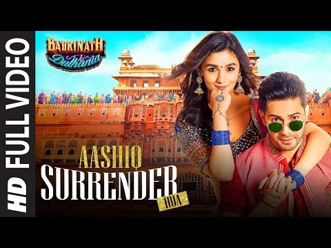 Xxx Mp4 Aashiq Surrender Hua Full Video Song Varun Alia Amaal Mallik Shreya Badrinath Ki Dulhania 3gp Sex