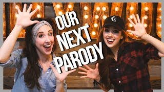 OUR NEXT PARODY IS...
