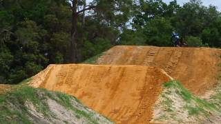 Epic Chad Reed Motocross Practice