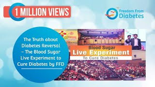 TRUE ANSWERS TO - BLOOD SUGAR LIVE EXPERIMENT TO CURE DIABETES