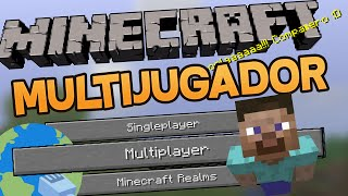COMO JUGAR MINECRAFT ONLINE GRATIS (FACILÍSIMO) Minecraft Multijugador