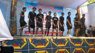 Kuthara Dance- UIT college mulamkadakam kollam