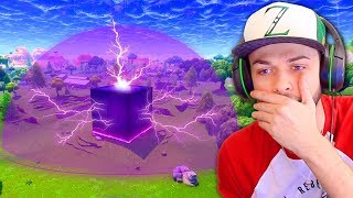 The CUBE has *ACTIVATED* in Fortnite...! (SEASON 6)