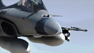 Thales - Rafale Fighter On Board Innovations [360p]