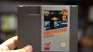 METROID (NES) Part 1 - James & Mike Mondays