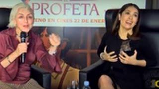 FERNANDA TAPIA ENTREVISTA A  SALMA HAYEK