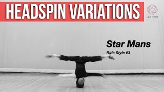 Head Spin Dictionary Part 1   Spin Control