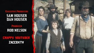 SECRET Ending Credit Cutscenes in Red Dead Redemption 2
