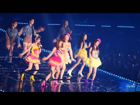 180805 REDMARE 콘서트 레드벨벳(Red Velvet) - Blue Lemonade 직캠 by holyarrow