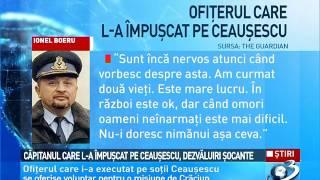 Care a fost ULTIMA dorinţă a lui Nicolae Ceauşescu înainte să MOARĂ.