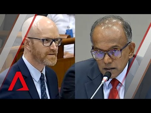 Xxx Mp4 Select Committee Hearings Shanmugam And Facebook On Misuse Of Data By Cambridge Analytica 3gp Sex
