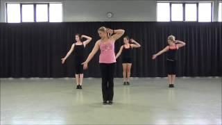 Dance Toolkit - Hip Hop Choreography