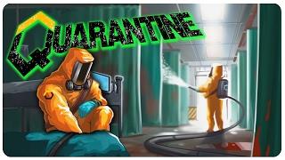 The Bacteria EVOLVES! - Quarantine Gameplay | Let's Play EP 2 (Quarantine Game 2017)
