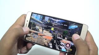 Gionee Marathon M5 Gaming Review & Heating Test