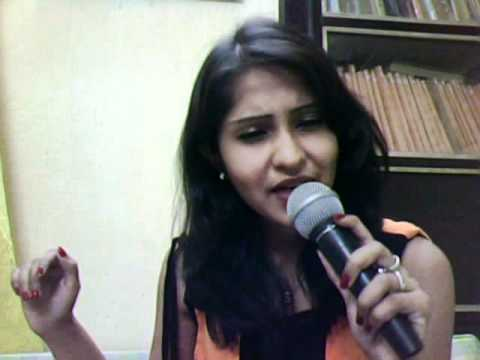Indian Girl Singing My Heart will Go ON  -SONG BY soumita