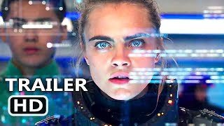 """VALERIAN """"Jump In Space"""" Official Clip + New Trailer (2017) Cara Delevingne Movie HD"""