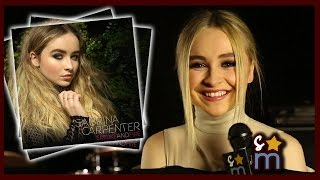 Sabrina Carpenter Talks
