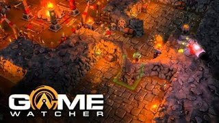 Dungeons 2 Review (GameWatcher)
